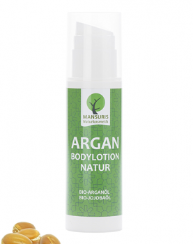 Argan Körperlotion duftneutral
